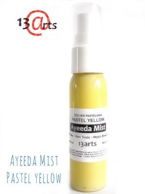 13 Arts Mist Pastel Yellow